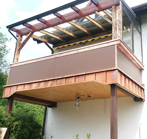 Balkon Sanierung